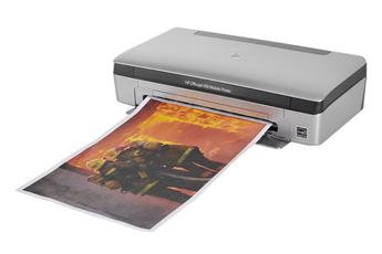 Imprimante jet d'encre Officejet 100 Hp