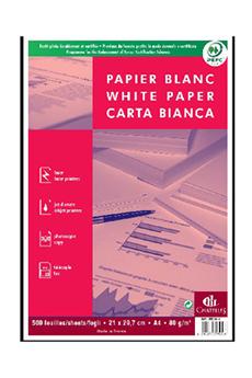 Papier d'impression RAMETTE A4 80G 500F Chatelles