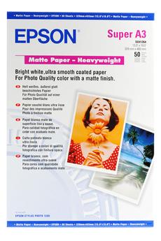 Papier d'impression PHOTO A3+ 167G 50F MAT Epson