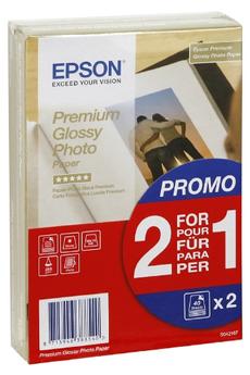 Papier d'impression PHOTO A6 255G 40F X2 GLACE Epson
