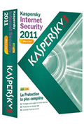 Kaspersky INTERNET SECURITY 2011 1PC
