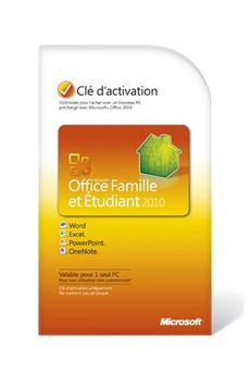 Pack pc de bureau acer x1430 ob 20 office 3633411 - Office famille et etudiant 2010 3 postes ...