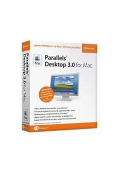 Logiciel DESKTOP MAC 3 Parallels