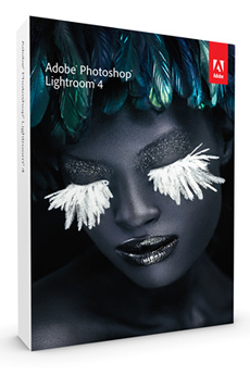 Logiciel Adobe PHOTOSHOP LIGHTROOM 4