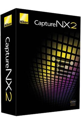 NIKON Logiciel Capture NX2 VSA590EA