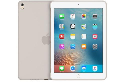 Coque en silicone gris sable Pour iPad Pro Légère et résistante