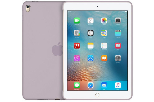 """Coque en silicone lavande Pour iPad Pro 9.7"""" Légère et résistante"""