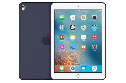 Coque en silicone bleu nuit Pour iPad Pro 9.7' Légère et résistante