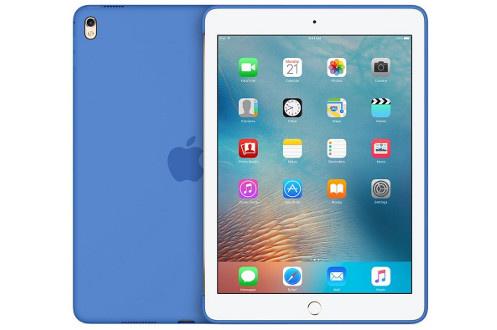 Coque en silicone bleu roi Pour iPad Pro 9.7' Légère et résistante