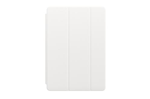 Housse et étui pour tablette Apple Smart Cover blanc pour iPad Pro 10,5