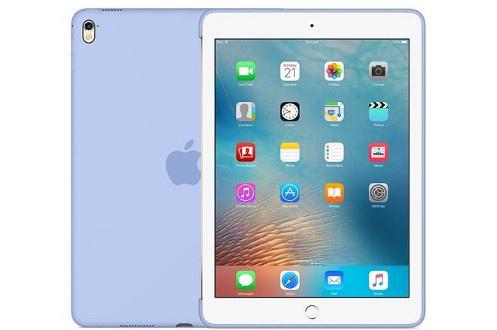 Coque en silicone Lilas Pour iPad Pro 9.7' Légère et résistante