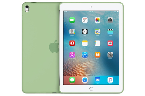 Coque en silicone Menthe Pour iPad Pro 9.7' Légère et résistante