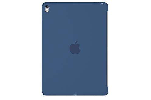 """Coque en silicone Bleu Atlantique Pour iPad Pro 9,7"""" Adhésion parfaite - Protection renforcée"""