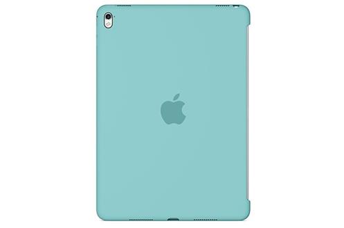 """Coque en silicone Bleu Méditerranée Pour iPad Pro 9,7"""" Adhésion parfaite - Protection renforcée"""