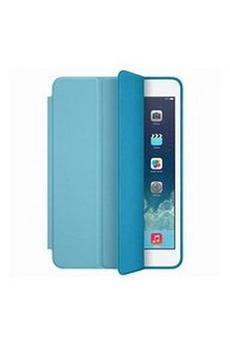 Housse et étui pour tablette Smart Case bleue pour iPad mini 1, 2 et 3ème génération Apple