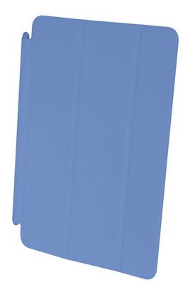 Housse et étui pour tablette Smart Cover Polyuréthane Bleue iPad Air Apple