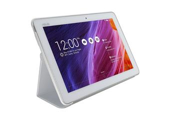 Housse et étui pour tablette Etui folio blanc pour Asus ME103 Asus