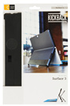 Housse et étui pour tablette Etui folio clipsable noir pour Microsoft Surface 3 Case Logic
