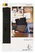 Housse et étui pour tablette Etui folio clipsable noir pour Microsoft Surface Pro 3 Case Logic