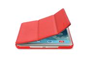 Housse et étui pour tablette Kensington Folio stand rouge pour iPad mini 1, 2 et 3ème génération