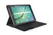 Housse et étui pour tablette Etui - clavier Type S pour Samsung Galaxy TAB S2 Logitech