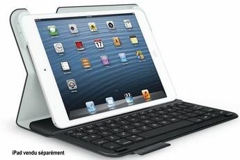 Clavier pour tablette Ultrathin Keyboard Folio pour iPad mini 1, 2 et 3 Logitech