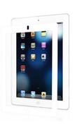 Moshi Film protecteur cadre blanc iPad 2, iPad 3ème gén. et iPad Retina