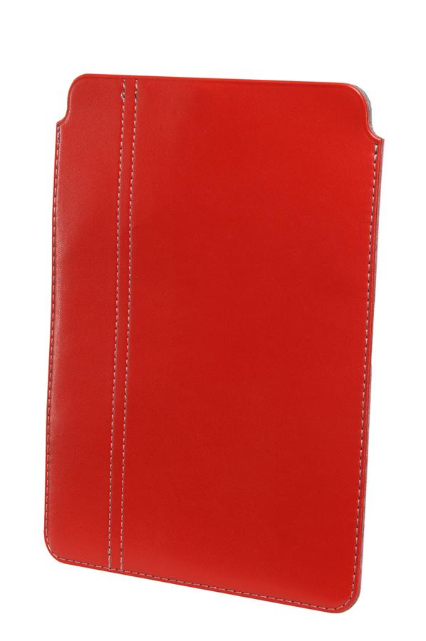 housse et tui pour tablette muvit pocket slim rouge ipad mini etui rouge ipad mini 1369989. Black Bedroom Furniture Sets. Home Design Ideas