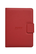 Port FOLIO UNIVerselle Rouge 10""