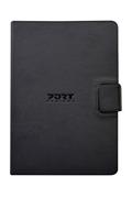 """Port Etui de protection universel rotatif Muskoka noir pour tablettes 10"""""""