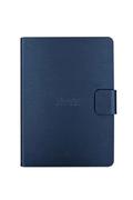 Port Etui rotatif bleu nuit Nagano pour iPad Air
