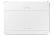 """Samsung Book Cover Etui à rabat blanc pour Galaxy Tab 4 10.1"""""""
