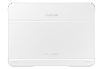 """Housse et étui pour tablette Book Cover Etui à rabat blanc pour Galaxy Tab 4 10.1"""" Samsung"""