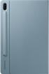 Samsung Book Cover Tab S6 Bleu photo 2