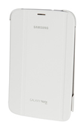 """Housse et étui pour tablette Samsung ETUI A RABAT BLANC GALAXY NOTE 8"""""""