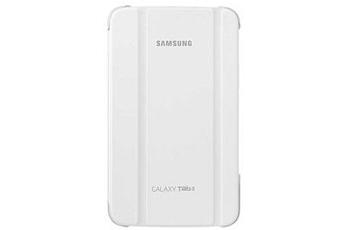 """Housse et étui pour tablette Etui à rabat blanc pour Galaxy Tab3 7"""" Samsung"""