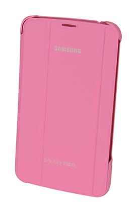 "Samsung Etui à rabat rose pour Galaxy Tab 3 7"""