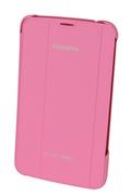 """Housse et étui pour tablette Samsung Etui à rabat rose pour Galaxy Tab 3 7"""""""