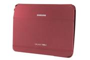 """Housse et étui pour tablette Samsung Etui à rabat rouge pour Galaxy Tab 3 10"""""""