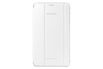 """Housse et étui pour tablette Book Cover Etui à rabat blanc pour Samsung Galaxy Tab 4 7"""" Samsung"""