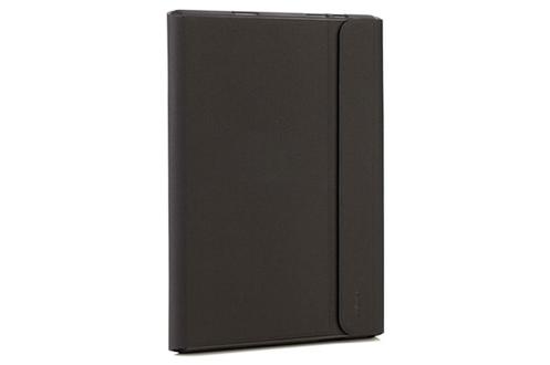 tablette Targus Folio Evervu polycarbonate noir pour Microsoft Surface