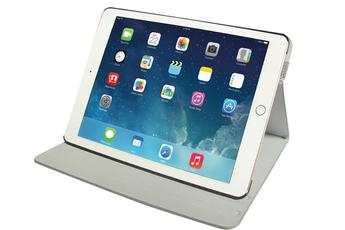 """Housse et étui pour tablette Etui folio gris pour iPad Pro 9,7"""" Temium"""