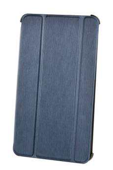 """Housse et étui pour tablette Etui folio bleu foncé pour Samsung Galaxy Tab 4 7"""" Temium"""