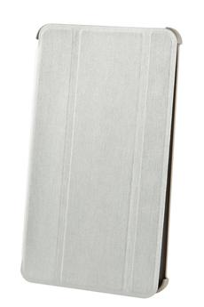 """Housse et étui pour tablette Etui folio argent pour Samsung Galaxy Tab 4 7"""" Temium"""