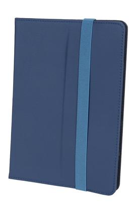 """Temium Folio universel bleu tablettes 9/10"""""""