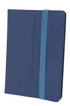 """Housse et étui pour tablette Folio universel bleu tablettes 9/10"""" Temium"""