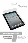 Temium Protection écran x2 iPad 2, Nouvel iPad, iPad Retina
