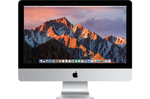"""Ecran LED 21,5"""" 4K Processeur Intel Core i5 quadricoeur à 3 GHz Mémoire vive 16 Go - Disque dur 1 To Fusion Drive Mac OS Sierra - Magic Keyboard - Magic Mouse 2"""