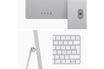 """Apple iMac 24"""" 1 To SSD 16 Go RAM Puce M1 CPU 8 cœurs GPU 8 cœurs Argent Nouveau photo 4"""