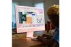 """Apple iMac 24"""" 1 To SSD 8 Go RAM Puce M1 CPU 8 cœurs GPU 8 cœurs Argent Nouveau photo 5"""